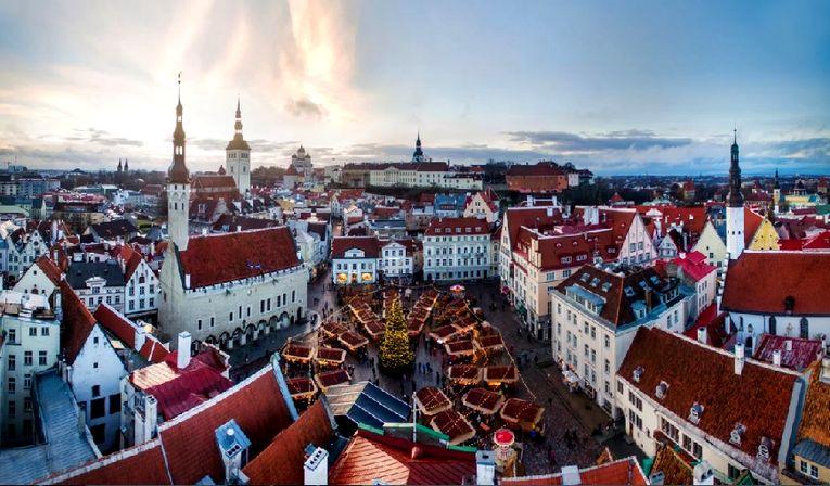 Что посмотреть в Таллине – изучаем Старый город