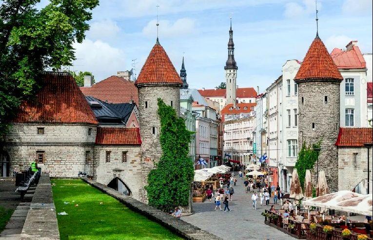 Что посмотреть в Таллине за 1-2 дня самостоятельно с детьми Интересные места города