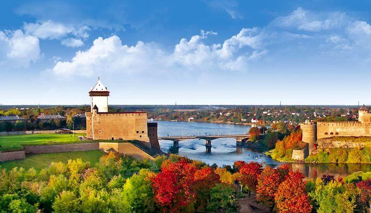 фото эстония нарва