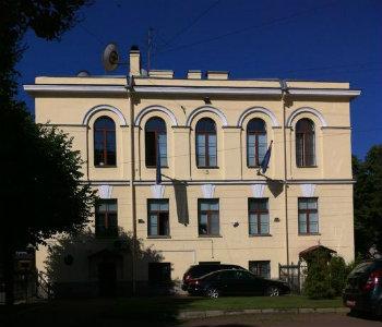 эстонское консульство спб